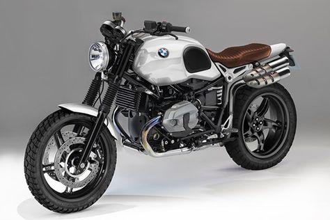 BMW Scrambler is coming