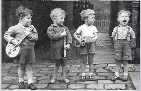 An early Mumford and Sons perhaps:)