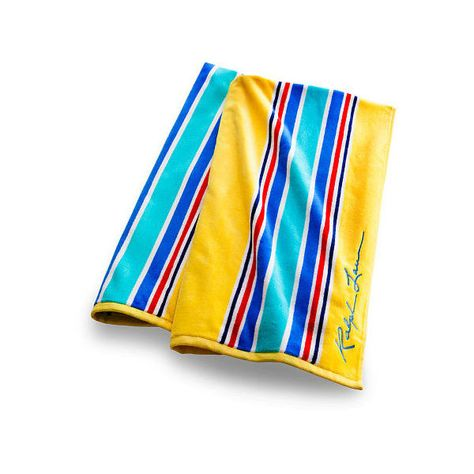 Ralph Lauren Home Sag Harbor Beach Towel 70 Liked On