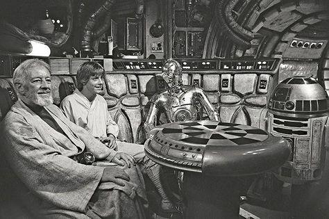 Making Star Wars