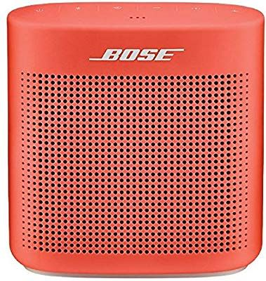Amazon Com Bose Soundlink Color Bluetooth Speaker Ii Soft Black Electronics Bose Soundlink Bose Speaker
