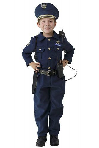 Best Boys Halloween Costumes In 2021 Reviews Police Costume Police Officer Costume Dress Up Costumes