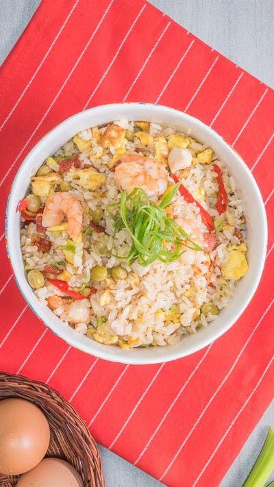 Nasi Goreng Putih Hongkong Resep Masakan Simpel Resep Masakan Indonesia Masakan
