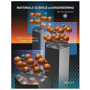 Materials Science And Engineering An Introduction 9th Edition