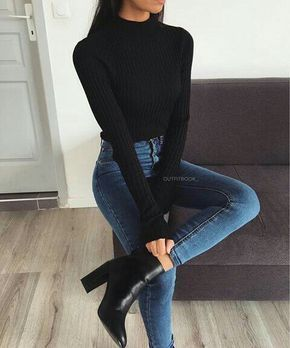 Photo (I love street style Photo (I love street style,Kleidung Photo (I love street style – Related Casual Spring Outfit Ideas for Women 2019 – Outfit Ideas - Herbst Outfits Ideen.