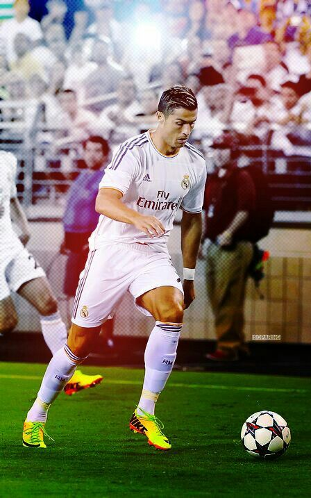 Cristiano..Like This Player...Good Talent..in Professional Football