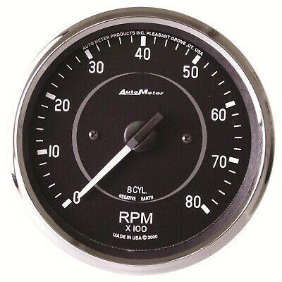 Sponsored eBay) AutoMeter 201004 Cobra In-Dash Electric Tachometer in 2020  | Tachometer, Wire installation, Cobra | Cobra Tachometer Wiring Diagram |  | Pinterest