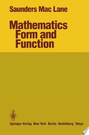 Mathematics Form And Function Pdf Download Mathematics Philosophy Of Mathematics University Of Minnesota