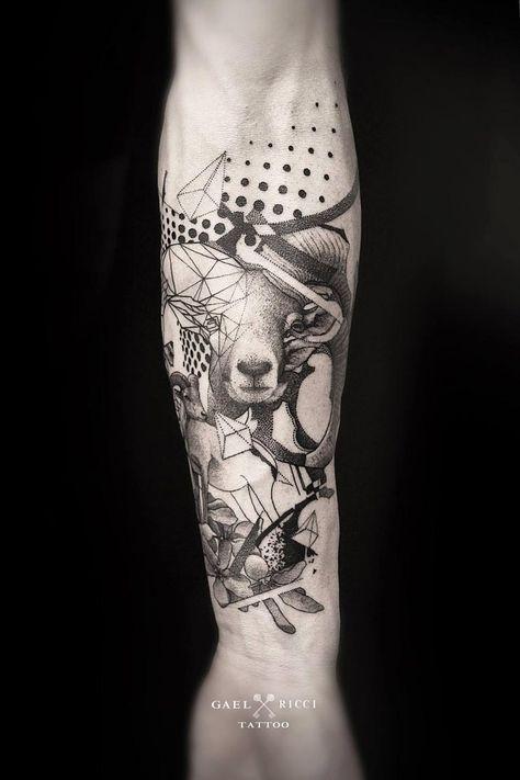 Dotwork – Les jolis tatouages de Gael Ricci | Ufunk.net