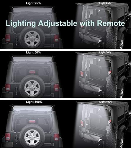 Ideas For Jeep Jk Interior Lighting Mods In 2020 Jeep Truck