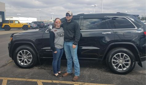 Emily S New 2015 Jeep Grand Cherokee Congratulations And Best