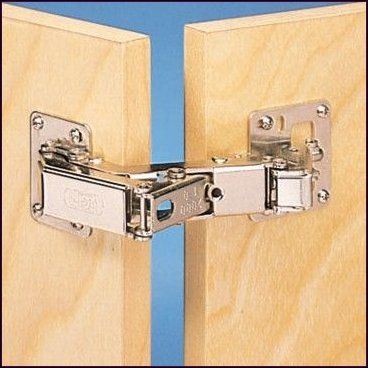 choosing the right cabinet hinge for your project gerrie cabinet rh pinterest ca