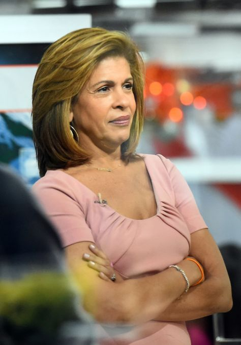 Hoda Kotb Net Worth Is Staggering How Much Is Hoda Kotb Worth Hoda Kotb Celebrity News The Hollywood Reporter