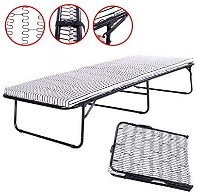 Amazon Com Folding Camping Cot Portable Guest Bed Collapsiable