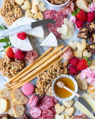 All I Want For Valentine S Day Charcuterieboard Valentines Day Valentines Food Food Food Platters