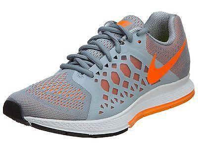 81b77d3e190 NIKE FREE INNEVA WOVEN MENS 579916-006 Grey Crimson Running Shoes Size 8.5