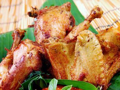Resep Dan Cara Membuat Ayam Goreng Kalasan Enak Ayam Kalasan Resep Ayam Resep Masakan Ayam Goreng