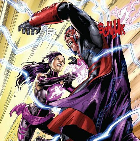 Magneto vs Psylocke | Psylocke, Marvel, Betsy braddock