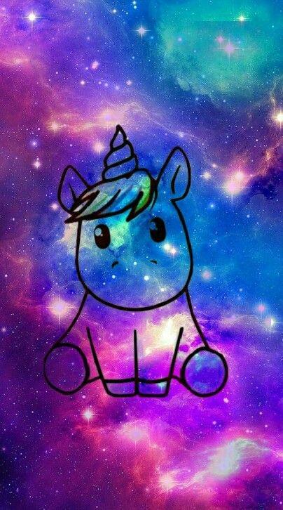 Drawing Galaxy Unicorn Art Unicorn