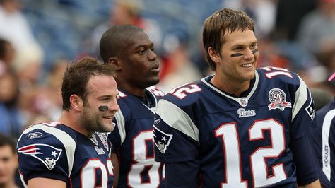 Tom Brady on Colin Kaepernick, and working out with Wes Welker during suspension