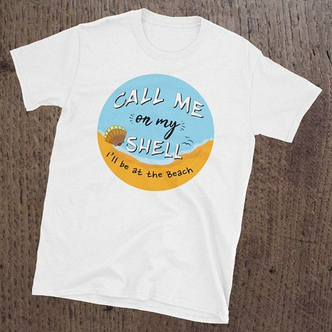f252d9c7 Funny saying tshirt Call me on my shell phone t shirt graphic tee ...