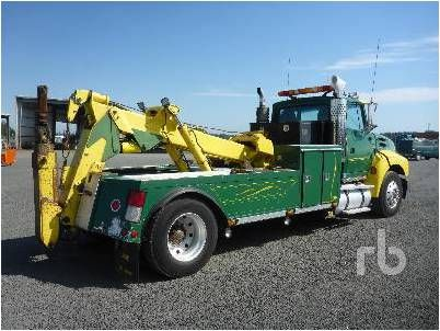 1994 Ford Ltl9000 Tow Truck Wrecker Ritchie Bros Auctioneers