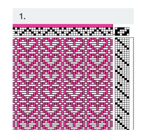 Kelly Casanova Textile and Fibre Artist Weaving Designs, Weaving Projects, Weaving Patterns, Mosaic Patterns, Knitting Patterns, Knitting Tutorials, Stitch Patterns, Pin Weaving, Loom Weaving