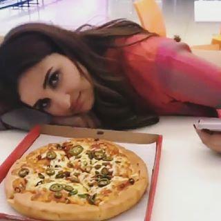 Image result for parineeti pizza