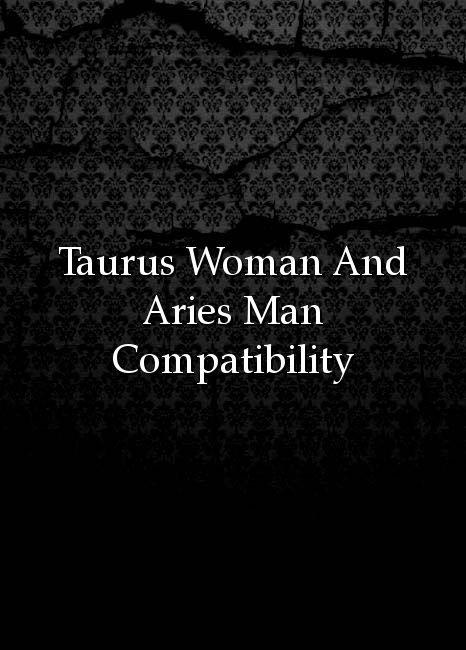 gemini man and taurus woman