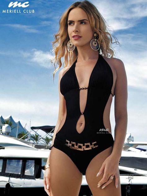 51664eeaa43b7 28 Best Monokini 2016 images | Monokini swimsuits, Swimwear fashion, One  piece swimsuits