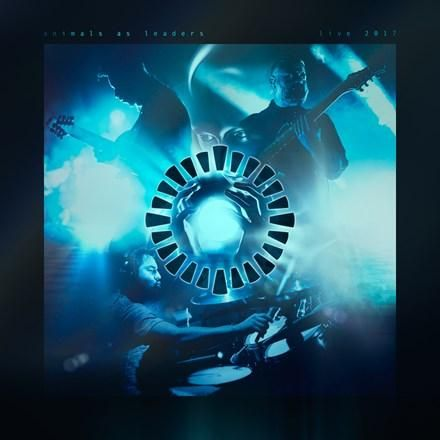 Animals As Leaders Animals As Leaders Live 2017 Vinyl 2lp Vinyl World Music Lp Vinyl