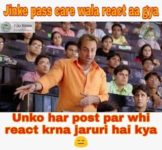 Latest Funny Memes In Hindi For Friends For Facebook And Whatsapp Free Download Statuspictures Com Statuspictures Funny Memes This Or That Questions Memes