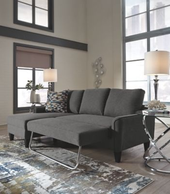 Jarreau Sofa Chaise Sleeper Blue Sofa Living Sofa Bed Blue Sectional Sofas Living Room