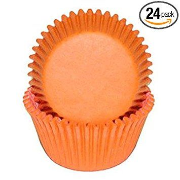 Clearance Free Standard Shipping 24 Glassine Baking Cups Cupcake