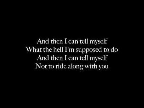 (27) Lord Huron - The Night We Met LYRICS - YouTube