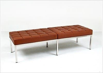 Florence Knoll Style 60 Inch Bench Florence Knoll Bench Florence Knoll Bench