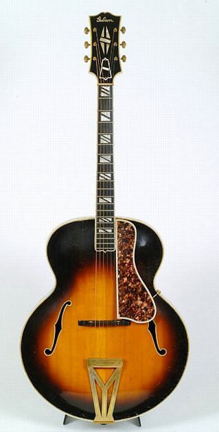 Vintage Gibson Super 400, played by Martin Taylor on David Grisman's