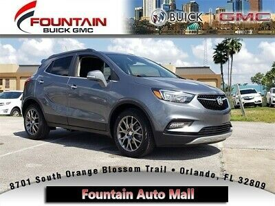 2019 Buick Encore Preferred Buick Buick Gmc Buick Models