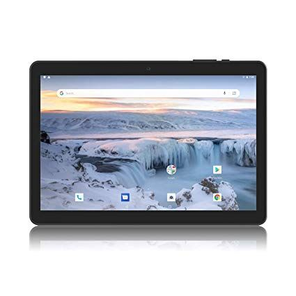 Android Tablet 10 Inch Android 8 1 Unlocked Tablet Pc With Dual Sim Card Slots 3g Phone Support Quad Core 1 3ghz 16gb 2mp Phablet Android Tablets Tablet