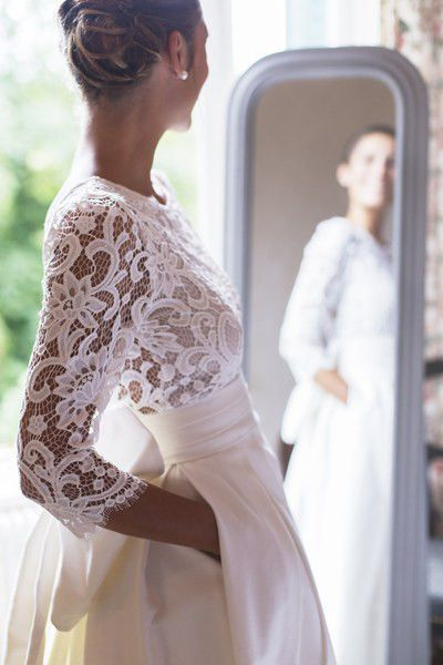 Lace wedding dresses - Bridal Pursuit