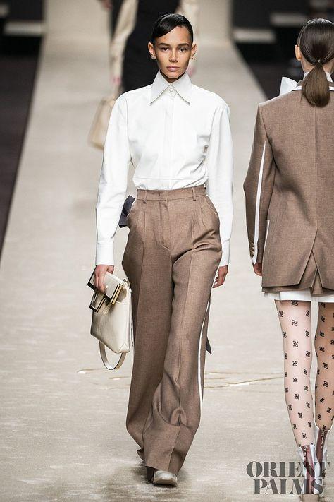 Fendi Fall winter 2019 2020 Ready to Wear   Fashion