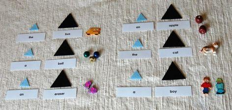 Making Language Work More Exciting - Montessori for Everyone Blog