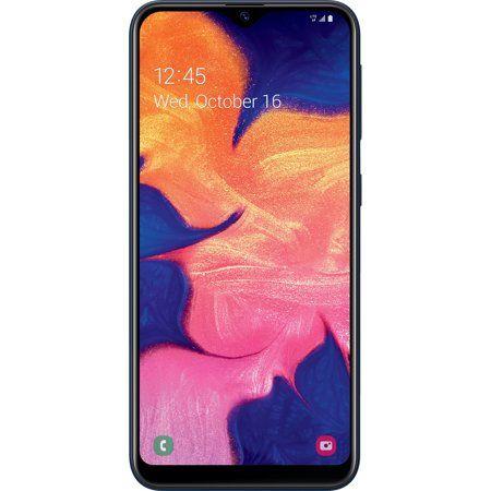 Straight Talk Samsung Galaxy A10e Now 99 Was 139 In 2020 Dual Sim Samsung Galaxy 4g Lte
