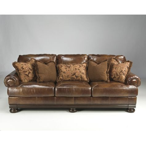 Peachy Furniture Living Room Brown Leather Sofa Decor With Ornate Creativecarmelina Interior Chair Design Creativecarmelinacom