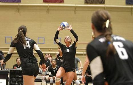 Patriot League Army Volleyball Setter Mary Vaccaro West Point Us Military Academy The Volleyball Setter Posit In 2020 Patriot League Military Academy Volleyball Setter
