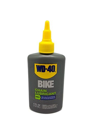 Wd 40 Bike Dry Chain Lubricant Wax Free Bicycle Chain L Https