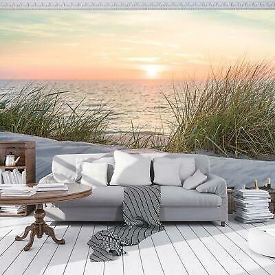 Fototapete Tapete Poster 048852FW Strand auf dem Bretter Strand und Tropen
