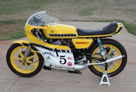 Act Fast: Restored 1977 Yamaha RD-400
