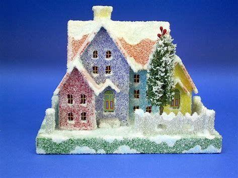 Image result for Printable Little Glitter Houses Glitter Houses