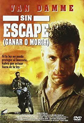 Sin Escape Dvd Amazon Es Jean Claude Van Damme Rosanna Arquette Tiffany Taubman Joss Acklan Peliculas Online Estrenos Ver Peliculas Online Ver Películas